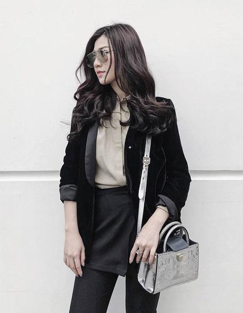 Street style chất lừ tuần chào hè của sao, hot girl Việt - 3