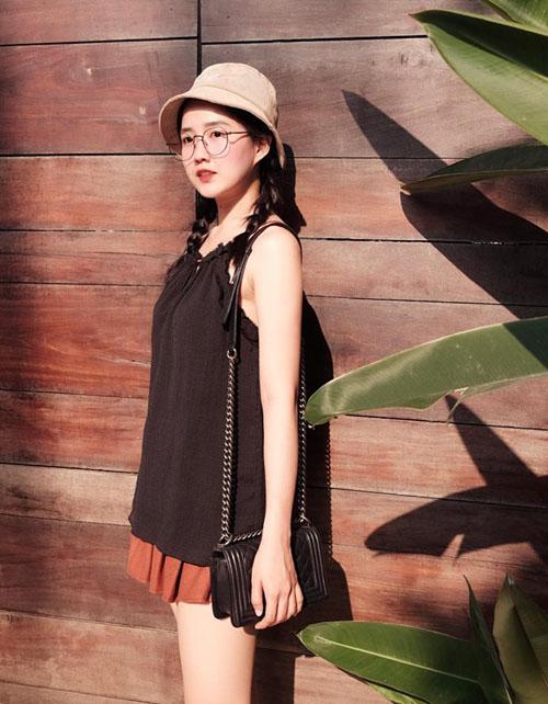 Street style chất lừ tuần chào hè của sao, hot girl Việt - 5