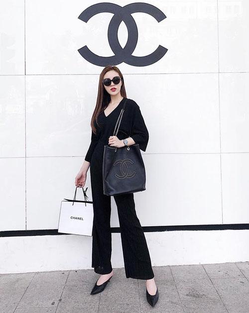 Street style chất lừ tuần chào hè của sao, hot girl Việt - 9
