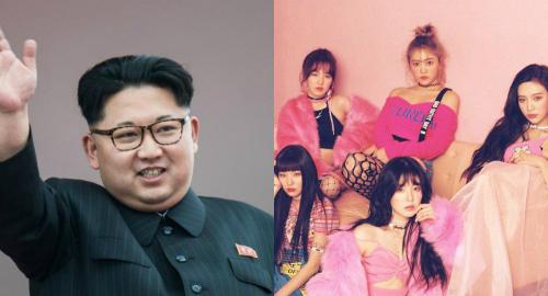 Kim Jong Un cùng vợ bất ngờ đến xem concert.