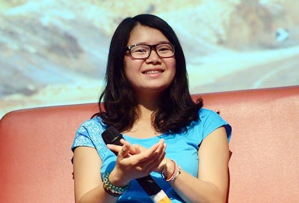 Tác giả của nhiều cuốn sách bán chạy tại Việt Nam - Huyền Chip.