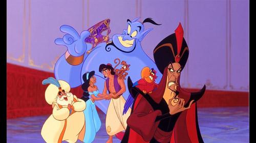 Thông điệp người lớn được cài đặt đầy bí ẩn trong phim hoạt hình Disney