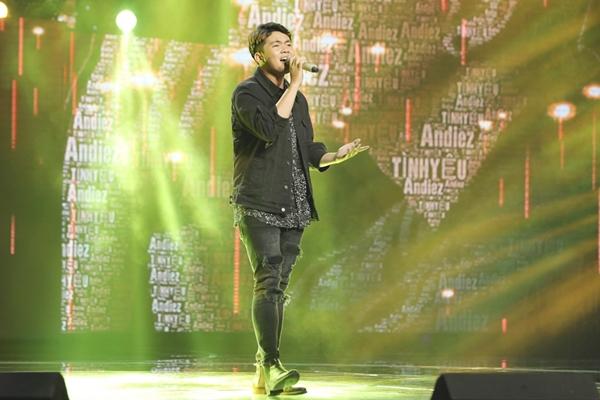 Nhạc sĩ của Chi Pu khiến giám khảo muốn nhấn tung nút chọn