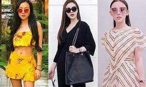 Street style chất lừ tuần chào hè của sao, hot girl Việt