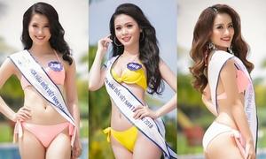 Top 70 Hoa hậu Biển Việt Nam nóng bỏng với bikini