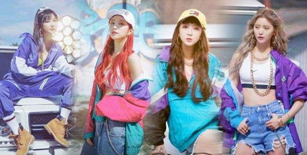 Kpop tháng 4: Sàn đấu của những quái vật nhạc số, album đình đám nhất