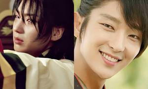 Nhan sắc 'trường tồn' của Lee Jun Ki trên màn ảnh