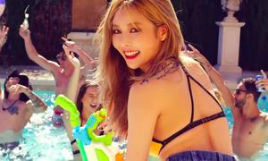 Sao Hàn làm gì kiếm sống khi nhóm nhạc tan rã, hết thời?