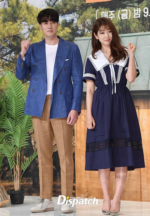 So Ji Sub và Park Shin Hye hứa hẹn là nhân tố hút khán giả trong show thực tế mới Little house in the forest.