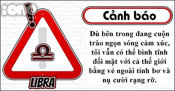 Slogan cảnh báo thể hiện khí chất của 12 cung hoàng đạo - 6