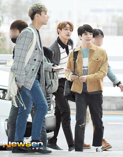 Em út của nhà SM, nhóm NCT cũng có mặt ở concert chung.