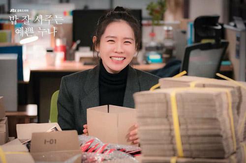 Những lý do để drama Pretty Noona Who Buys Me Food khiến khán giả điên đảo