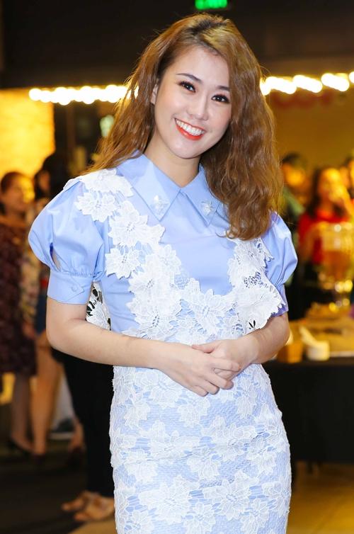 Thúy Vi gợi cảm đụng độ bạn gái Phan Thành - 7
