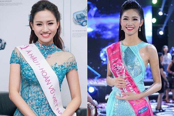 3 cặp chị em sao Việt không hẹn mà cùng đăng quang cuộc thi nhan sắc - 3