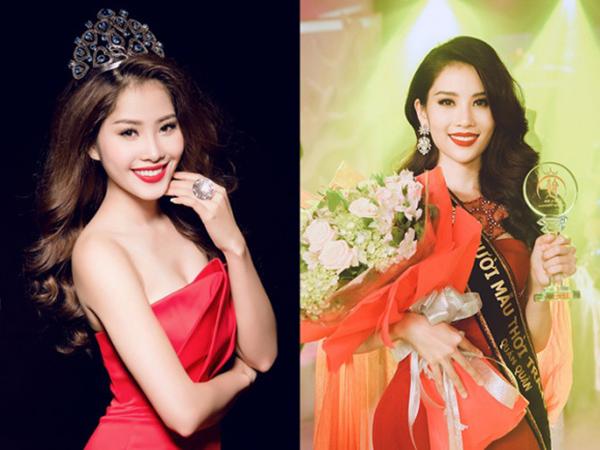 3 cặp chị em sao Việt không hẹn mà cùng đăng quang cuộc thi nhan sắc - 1