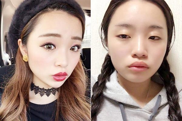Hot girl Nhật khiến nhiều fan vỡ mộng khi gỡ mi giả - 4