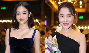 Thúy Vi gợi cảm 'đụng độ' bạn gái Phan Thành