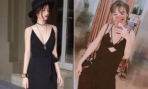 Loạt ảnh chứng minh 'quần áo online không có lỗi, lỗi ở chiều cao'