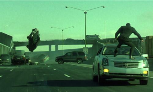 Đạo diễn Ma trận đã xây hẳn một đường cao tốc để thực hiện cảnh phim này - 1