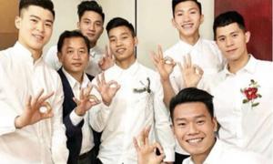 Dàn hot boy U23 Việt Nam chào kiểu 'Zero9' từ 3 tháng trước
