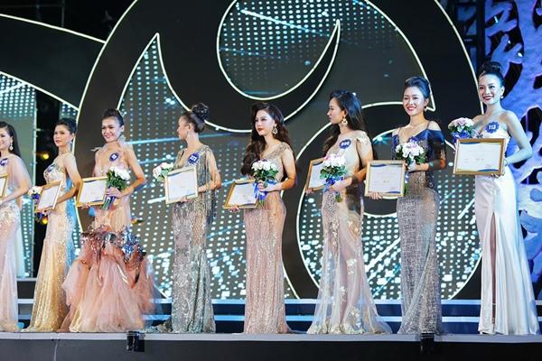 Thí sinh Hoa hậu Biển Việt Nam toàn cầu bóng bỏng diễn bikini đêm bán kết - 7