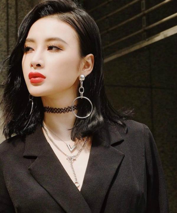 Những mỹ nhân Việt khác lạ vì đôi môi tều - 8