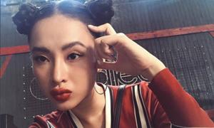 Những mỹ nhân Việt khác lạ vì đôi môi tều