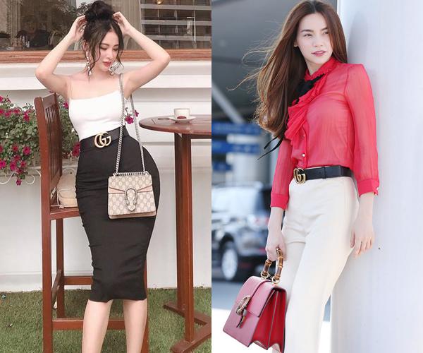 Top 3 món đồ Gucci sao Việt dùng nhan nhản như hàng chợ - 3