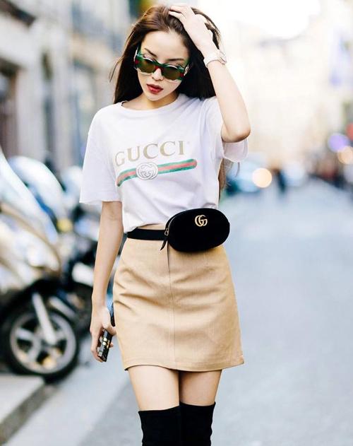 Top 3 món đồ Gucci sao Việt dùng nhan nhản như hàng chợ - 6