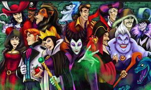 12 chòm sao là nhân vật phản diện nào trong hoạt hình Disney?