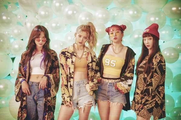 Bảng xếp hạng Top 10 girlgroup Hàn đang hot nhất sẽ khiến bạn bất ngờ - 2