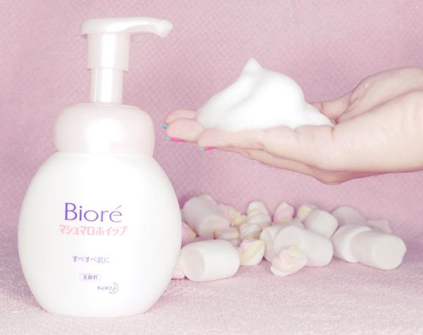 Top 3 sữa rửa mặt bọt mịn cho da sạch kin kít hot nhất Nhật Bản - 3