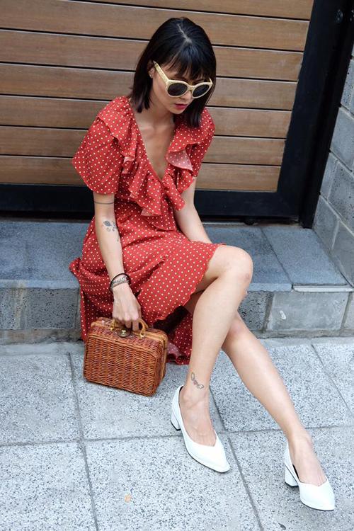 Muốn xinh như Chi Pu, đừng bỏ qua mốt váy hot nhất hè này - 8