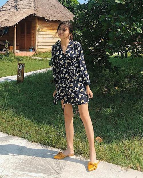 Muốn xinh như Chi Pu, đừng bỏ qua mốt váy hot nhất hè này - 10