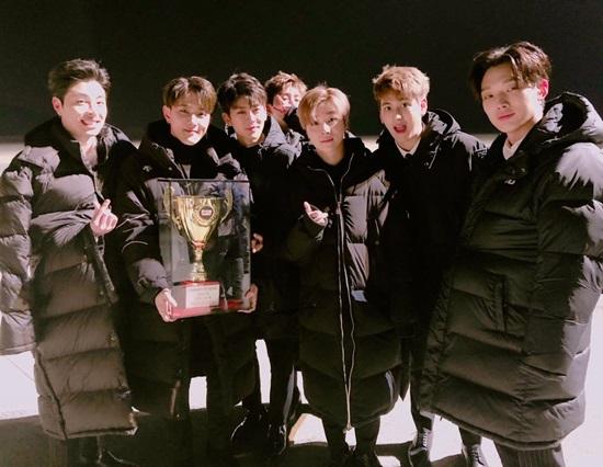 Bảng xếp hạng 10 boygroup Hàn đang hot nhất hiện nay - 5