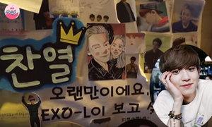 Lượn lờ thăm nhà hàng của mẹ Chan Yeol (EXO)