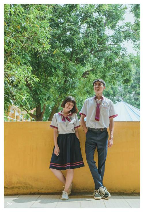 Sống lại ký ức với bộ ảnh Thanh xuân tươi đẹp phiên bản Việt - 2