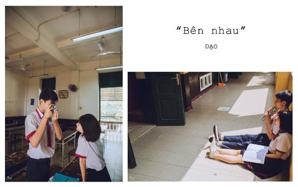Sống lại ký ức với bộ ảnh Thanh xuân tươi đẹp phiên bản Việt - 4