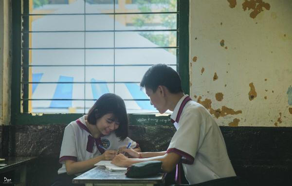 Sống lại ký ức với bộ ảnh Thanh xuân tươi đẹp phiên bản Việt - 8