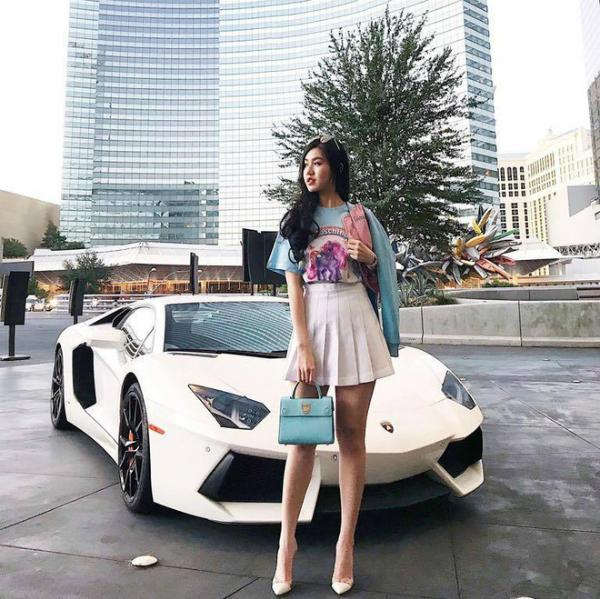 Bạn gái Phan Thành có cuộc sống sang chảnh chẳng thua kém gì 3 cô nàng hội rich kid Việt Nam - 10