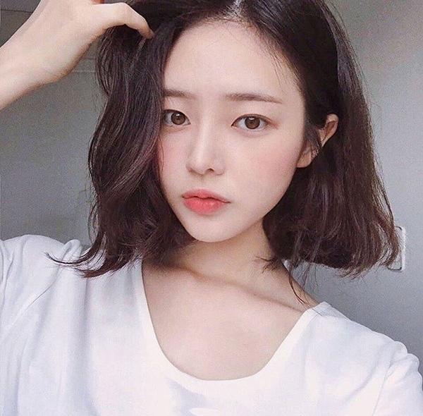 Tóc chữ C - mốt tóc nhận diện các cô gái Hàn sành điệu - 5