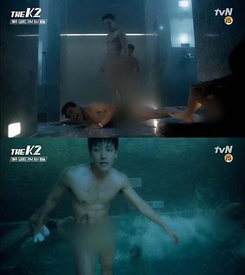Những cảnh nhạy cảm, khỏa thân bị chỉ trích trong drama Hàn - 7