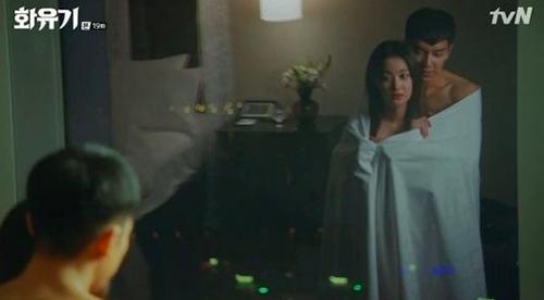 Những cảnh nhạy cảm, khỏa thân bị chỉ trích trong drama Hàn - 1