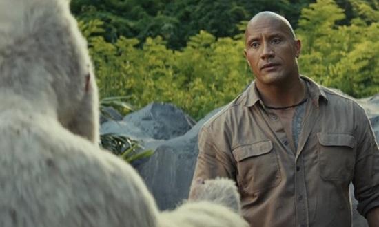 Đo độ yêu thích The Rock qua cảnh phim - 1