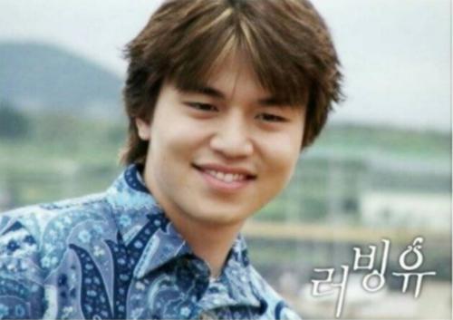 Ảnh quá khứ mũm mĩm mắt một mí của Lee Dong Wook khiến fan tranh cãi - 1