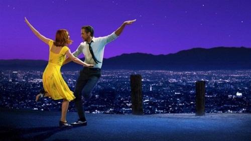.... đây là bộ phim ca nhạc La La Land đình đám.