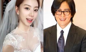 Vợ Bae Yong Joon sinh con gái