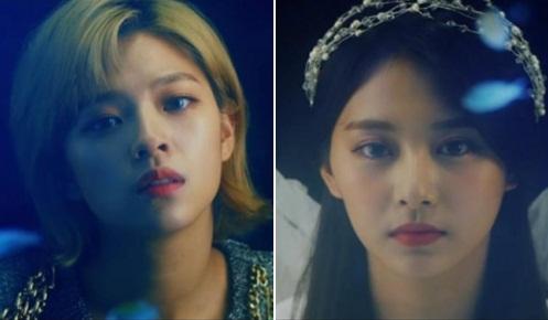 Khó ai có thể hợp với vai Romeo hơn Jeong Yeon. Nàng Juliet Tzuyu gây xao xuyến vì quá xinh đẹp.