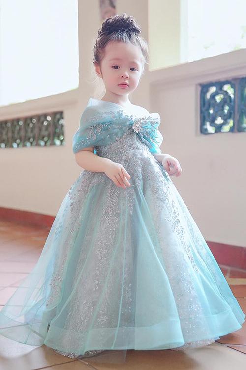 Những công chúa nhà sao Việt tương lai nên đi thi hoa hậu - page 2 - 2