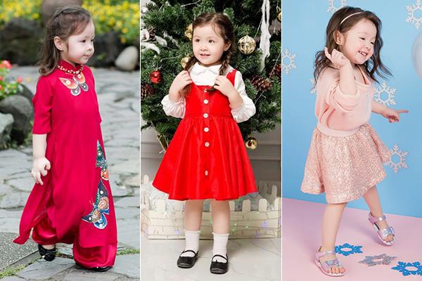 Những công chúa nhà sao Việt tương lai nên đi thi hoa hậu - page 2 - 5